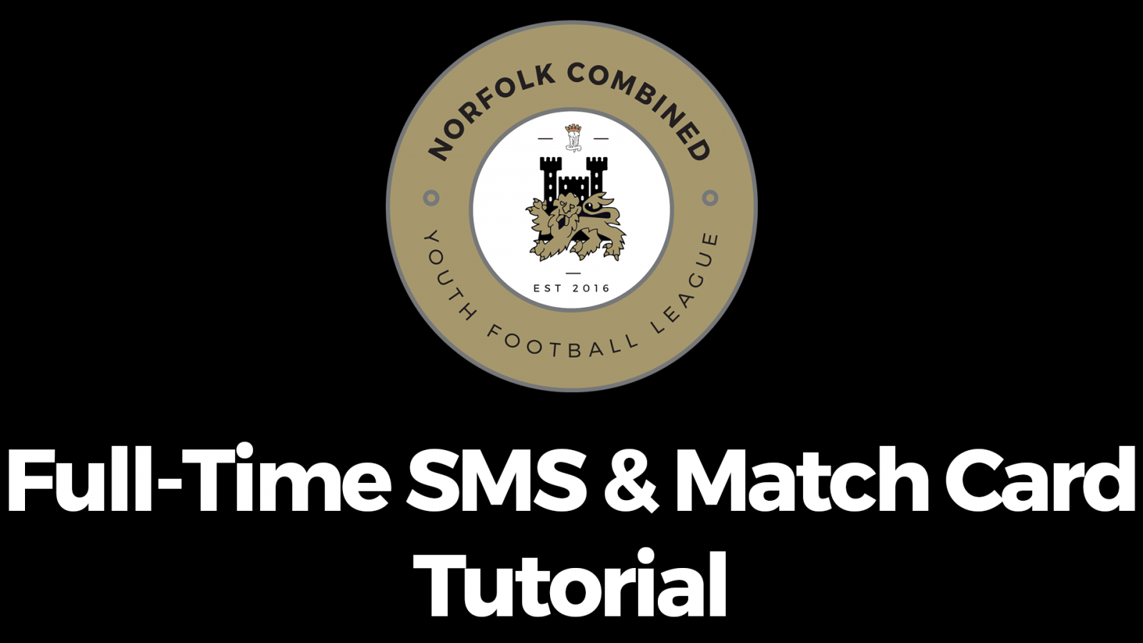 Full-Time SMS & Match Card Video