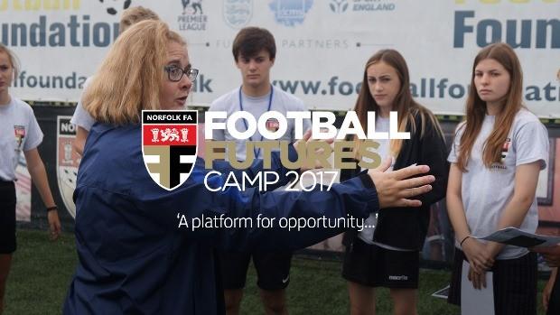 Football Futures Camp